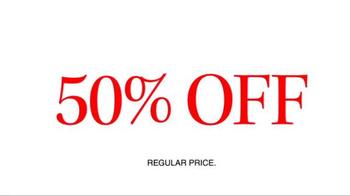 JoS. A. Bank TV Spot, 'September: 50% Off 3+' - Thumbnail 3