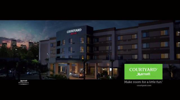 Courtyard Marriott TV Spot, 'Travel for Work' - Thumbnail 8