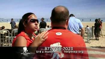 Wounded Warrior Project TV Spot, 'Emotional Healing' Featuring Dean Norris - Thumbnail 9