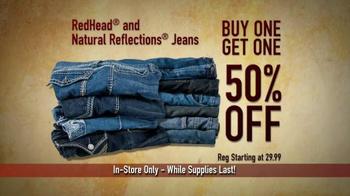 Bass Pro Shops TV Spot, 'BOGO Jeans' - 40 commercial airings
