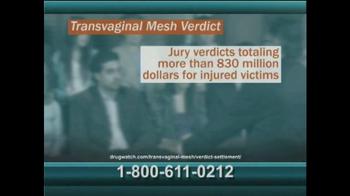 AkinMears TV Spot, 'Transvaginal Mesh Verdict' - Thumbnail 4