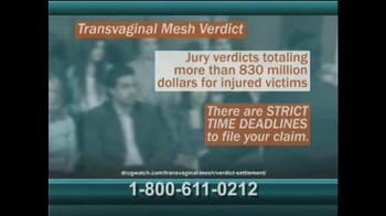 AkinMears TV Spot, 'Transvaginal Mesh Verdict' - Thumbnail 5