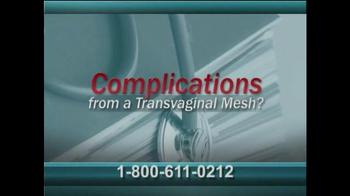 AkinMears TV Spot, 'Transvaginal Mesh Verdict' - Thumbnail 6