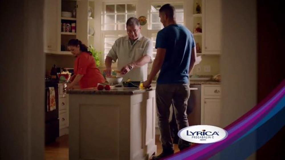 Lyrica TV Commercial, 'Daniel'