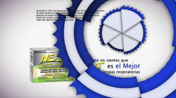 Next Allergy TV Spot, 'Alivio por 24 Horas' [Spanish] - Thumbnail 10