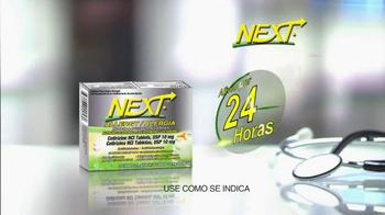 Next Allergy TV Spot, 'Alivio por 24 Horas' [Spanish] - Thumbnail 3