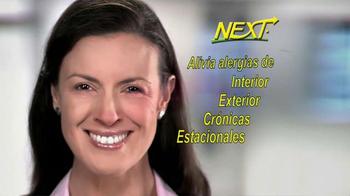 Next Allergy TV Spot, 'Alivio por 24 Horas' [Spanish] - Thumbnail 8