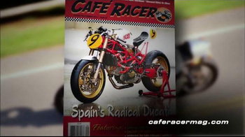 Cafe Racer Mag TV Spot - Thumbnail 3