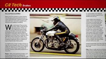Cafe Racer Mag TV Spot - Thumbnail 6