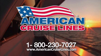 American Cruise Lines TV Spot, 'Stories of the Heartland' - Thumbnail 10
