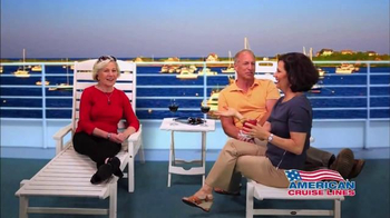 American Cruise Lines TV Spot, 'Stories of the Heartland' - Thumbnail 7