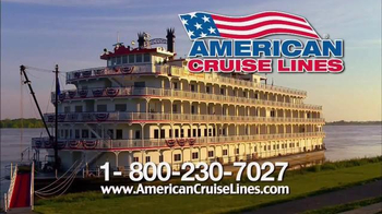 American Cruise Lines TV Spot, 'Stories of the Heartland' - Thumbnail 9