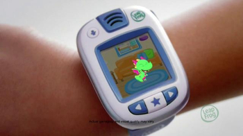 Leap Frog LeapBand TV Spot, 'Children's Activity Tracker' - Thumbnail 8