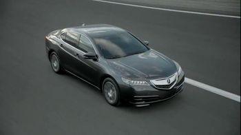 2015 Acura TLX TV Spot, 'More'