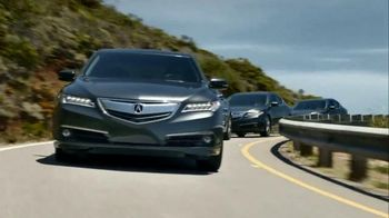 2015 Acura TLX TV Spot, 'Rides That Require Waivers' Song by Splash