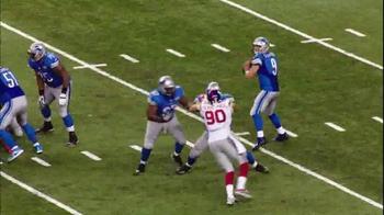 Xbox One NFL Fantasy Football TV Spot, 'Detroit Lions' - Thumbnail 5