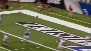 Xbox One NFL Fantasy Football TV Spot, 'Detroit Lions' - Thumbnail 7
