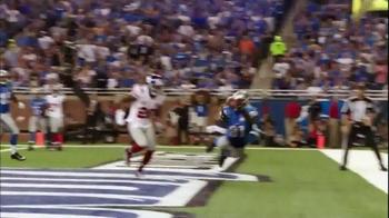 Xbox One NFL Fantasy Football TV Spot, 'Detroit Lions' - Thumbnail 8