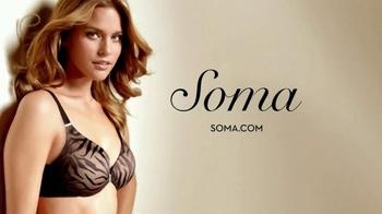 Soma Vanishing Back Bras TV Spot, 'Make Lines Vanish' - Thumbnail 10