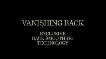 Soma Vanishing Back Bras TV Spot, 'Make Lines Vanish' - Thumbnail 4