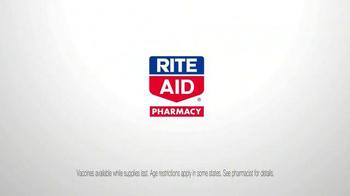 Rite Aid Pharmacy TV Spot, 'Flu Shot Knowledge' - Thumbnail 10