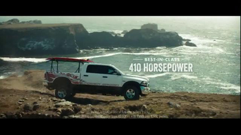2014 Ram 2500 Power Wagon TV Spot, 'Most Capable Off Road Truck' - Thumbnail 7