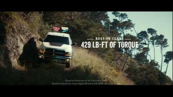 2014 Ram 2500 Power Wagon TV Spot, 'Most Capable Off Road Truck' - Thumbnail 8