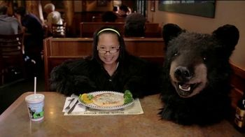 Black Bear Diner TV Spot, 'Ping Pong Bear'