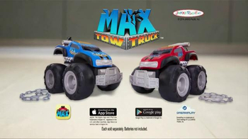 Max Tow Truck TV Spot, 'Incredible Power' - Thumbnail 10