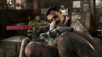 Garmin vivofit TV Spot, 'Join the Movement: Tattoo Parlor'