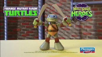 Teenage Mutant Ninja Turtles Half-Shell Heroes TV Spot, 'Mega Mutant Leo'