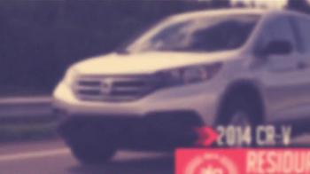 Honda CR-V Clearance Event TV Spot, 'Save Like Never Before: 2014 CR-V' - Thumbnail 1