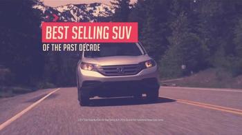 Honda CR-V Clearance Event TV Spot, 'Save Like Never Before: 2014 CR-V' - Thumbnail 4