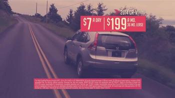 Honda CR-V Clearance Event TV Spot, 'Save Like Never Before: 2014 CR-V' - Thumbnail 9