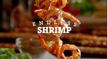 Red Lobster Endless Shrimp TV Spot, 'Sweet, Spicy, Savory'