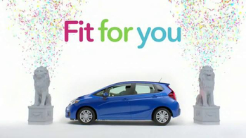 2015 Honda Fit TV Spot, 'Synth and Seattleites' - Thumbnail 10