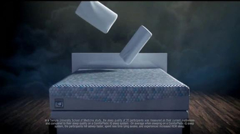 Beautyrest ComforPedic iQ TV Spot, 'Pill' Song by The Naked and Famous - Thumbnail 4