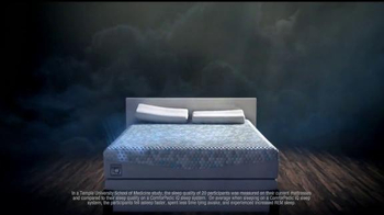 Beautyrest ComforPedic iQ TV Spot, 'Pill' Song by The Naked and Famous - Thumbnail 5