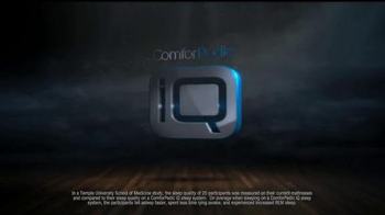 Beautyrest ComforPedic iQ TV Spot, 'Pill' Song by The Naked and Famous - Thumbnail 6