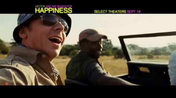 Hector and the Search for Happiness - 214 commercial airings