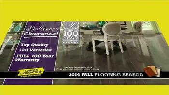 Lumber Liquidators Bellawood Clearance TV Spot, '2014 Fall Flooring Season' - Thumbnail 2