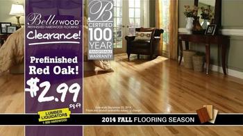 Lumber Liquidators Bellawood Clearance TV Spot, '2014 Fall Flooring Season' - Thumbnail 5