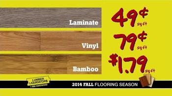 Lumber Liquidators Bellawood Clearance TV Spot, '2014 Fall Flooring Season' - Thumbnail 9
