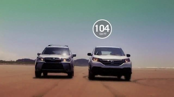 2014 Honda CR-V TV Spot, 'CR-V Vs. Forester' - Thumbnail 2