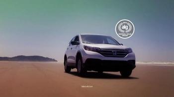 2014 Honda CR-V TV Spot, 'CR-V Vs. Forester' - Thumbnail 5