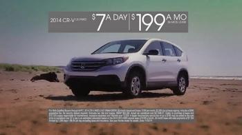 2014 Honda CR-V TV Spot, 'CR-V Vs. Forester' - Thumbnail 7