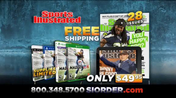 Sports Illustrated TV Spot, 'Madden NFL 15' - Thumbnail 10