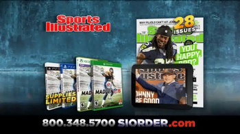 Sports Illustrated TV Spot, 'Madden NFL 15' - Thumbnail 9