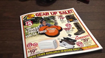 Bass Pro Shops TV Spot, 'Jeans, Hoodies, Bedding Sale' - Thumbnail 6