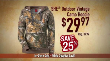 Bass Pro Shops TV Spot, 'Jeans, Hoodies, Bedding Sale' - Thumbnail 8